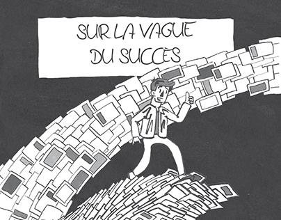 Sur la vague du succès / TFA