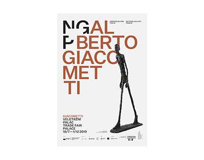 Alberto Giacometti – exhibition