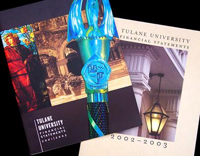 Tulane University Financial Statements