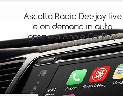 Radio Deejay digital strategy