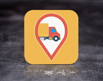 DHL Shopify Labels - Launcher Icon