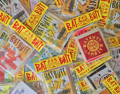 Bat Butt Issue 2 ZINE