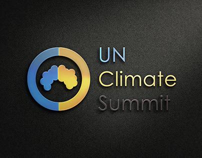Un Climate Summit Logo