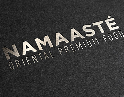 NAMAASTÉ Oriental Premium Food
