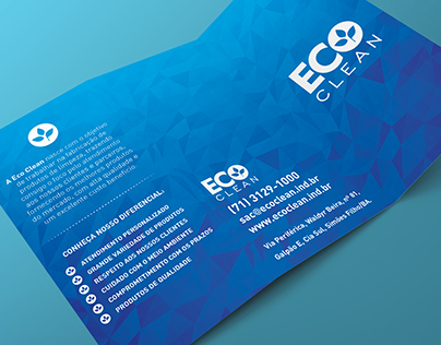 Folder - Eco clean