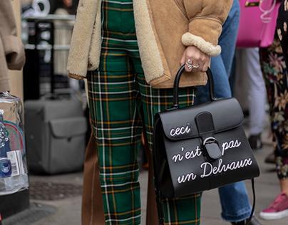 London Fashion Week SS'19.