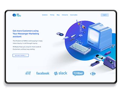 MrReply digital marketing tool