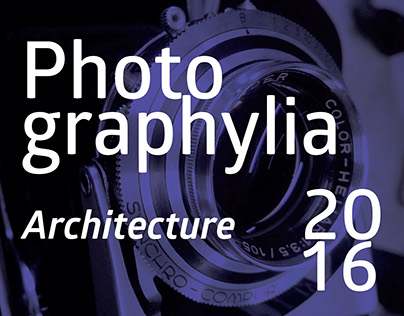 PHOTOGRAPHYLIA - Archtitecture