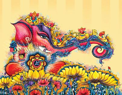 Ganesha~ The God Of Creativity