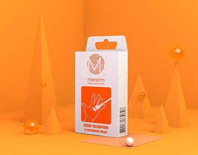 Package design for Manorm