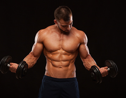 SUCCESSFUL MUSCLE BUILDING - 7 TIPS FOR MORE MUSCLE MAS