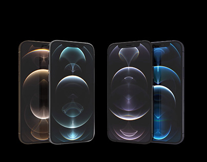 3D iPhone 12