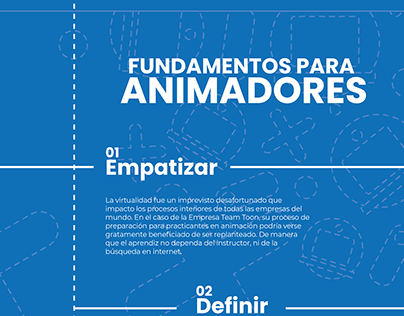 Fundamentos Para Animadores | Proyecto de Grado