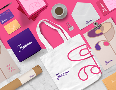 Hwanm Brand Identity.