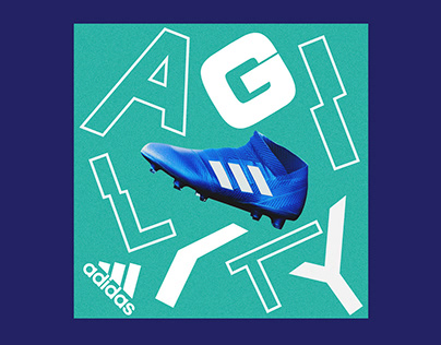 Adidas - Nemeziz and Predator Boot advertising