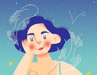 Zodiac Women | Adobe