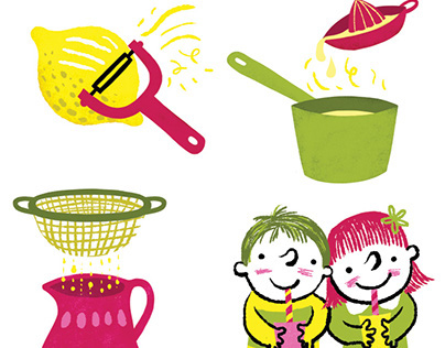 Asda Magazine: Kids Cooking
