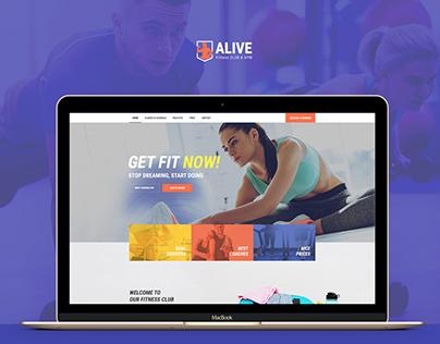 ALIVE Fitness club & Gym