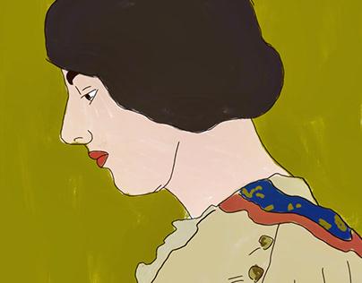 Donna fiorentina