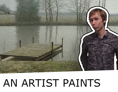 Why to paint a work takes a year