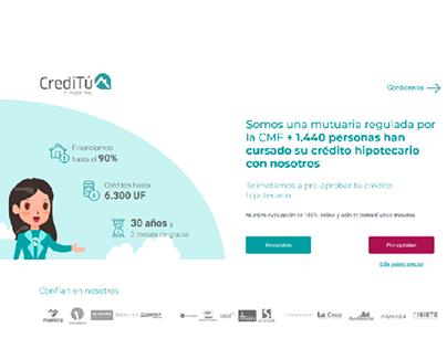Pre-aprobador comercial online (Proyecto UX)