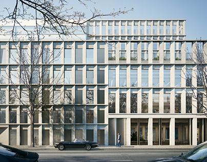 Office Building | Bergnes de las Casas