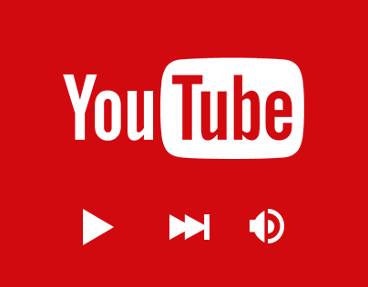 Youtube Player Mockup