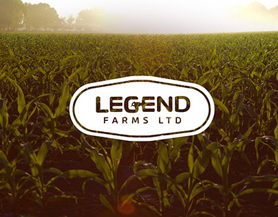 Legend Farms Brand Identity