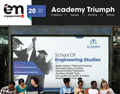 College Branding - Academy Triumph
