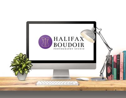 Halifax Boudoir Logo & Branding