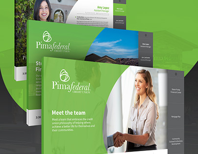 Pima FCU - Strategic Digital Signage