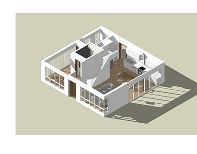 Design Proposal - Ground Floor Renovation Works