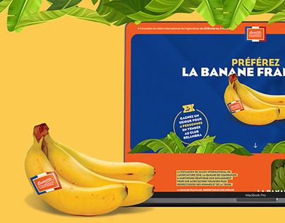 Préférez la Banane Française