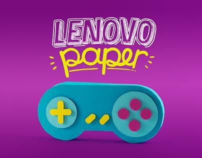 Lenovo Paper
