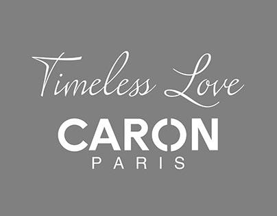 """Timeless Love"" by CARON Paris"