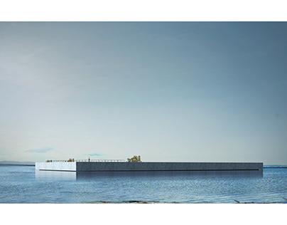New Ocean Platform Prison