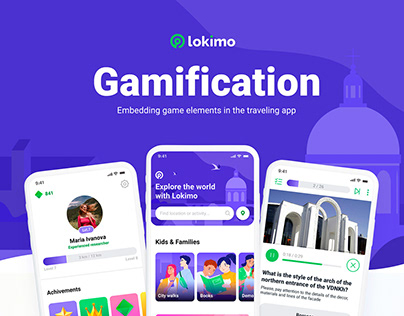 Lokimo | App gamification