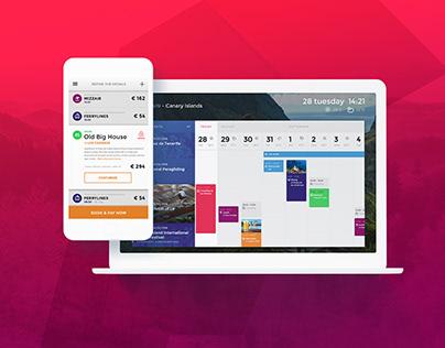 Farvel -Travelling App