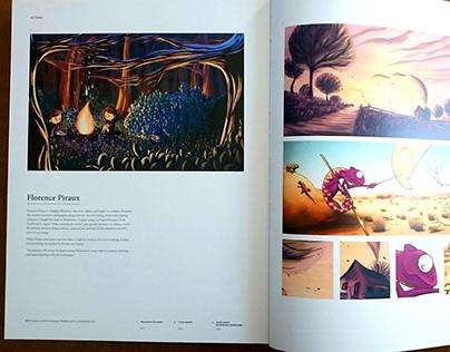 Pictoria - The Best Contemporary Illustrators Worldwid