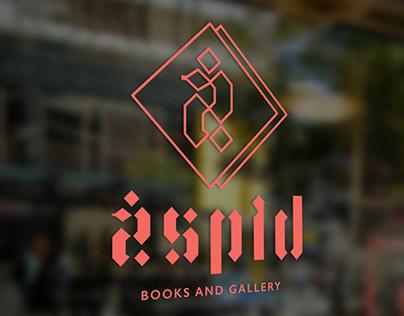 Aspid Logo Design