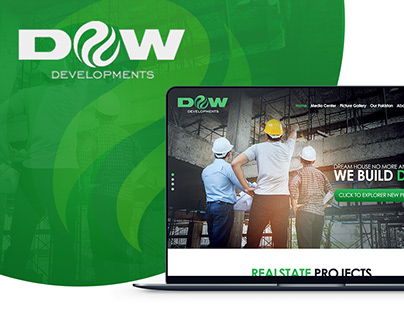 Dow Development (Website Revamp)