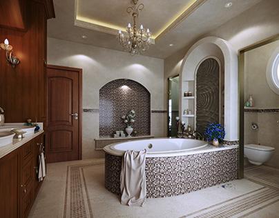 Master Bathroom - 01