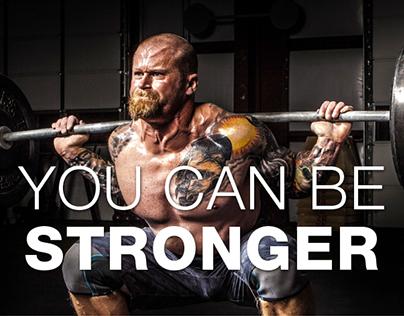Fitness/Gym Website