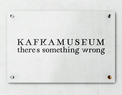 Identity. Franz Kafka Museum