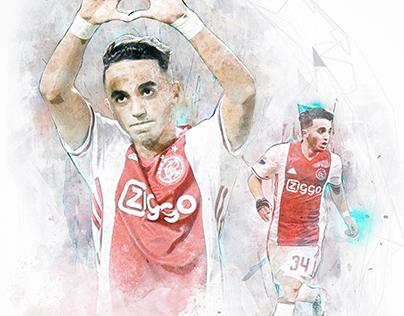 Abdelhak Nouri AFC Ajax #Staystrongappie