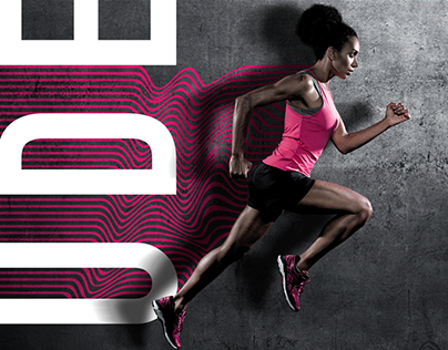Asics – Pink October Campaign