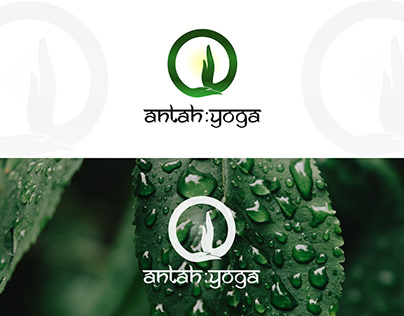 New Logo Concept for AntahYoga