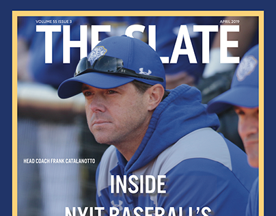 NYIT Campus Slate Spring 2019 Issue 3