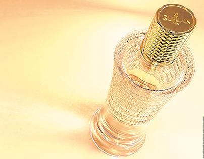 Personal project Bisanzio perfume Guerlain