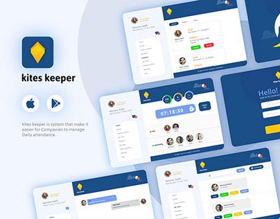 web application UI/UX design